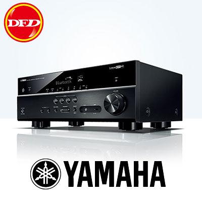 YAMAHA RX-V483  收音擴大機 5聲道大功率環繞音響 支援無線串流 藍芽 Spotify 高音質 Eco 產品 公司貨
