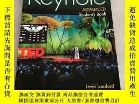 二手書博民逛書店Keynote罕見Advanced Student s Book (TEDTALKS)附光盤Y280091 見
