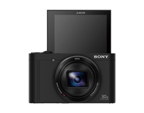 【震博】Sony WX500 (送保貼清潔組) 輕便攜帶機 送 SF-32UY3 記憶卡