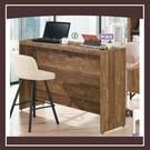 【多瓦娜】班克5尺吧檯工作桌 21152-519001