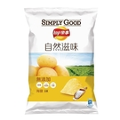 SIMPLY GOOD 樂事海鹽味洋芋片81G【愛買】