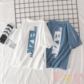 男童短袖寬鬆純棉夏裝韓版t恤兒童休閒上衣【聚可愛】
