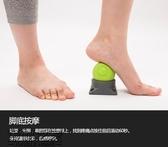 ▶crossfit健身按摩球 瑜伽肌肉放鬆筋膜球 實心橡膠足底康復保健球