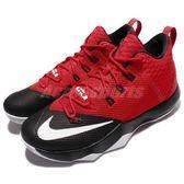 【六折特賣】Nike 籃球鞋 Ambassador IX 大使 9 紅 黑 高筒 XDR 運動鞋 男鞋【PUMP306】 852413-616