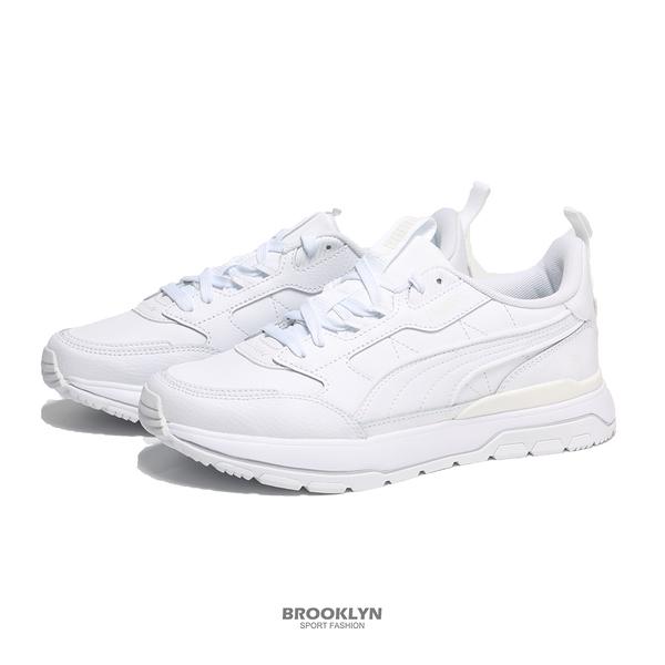 PUMA 休閒鞋 R78 TREK LTH 全白 復古 運動鞋 男女 (布魯克林) 38320202