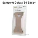 【韓國進口】原廠X形保護殼 [金] Samsung G9287 Galaxy S6 Edge Plus 原廠背蓋
