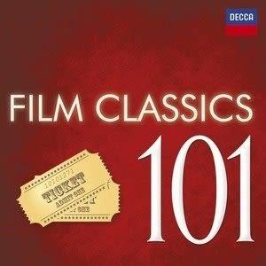 電影經典名曲101 CD 6片裝  (購潮8)