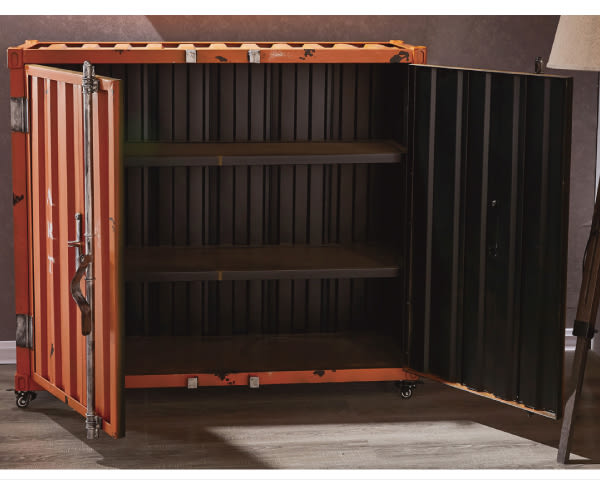 【YUDA】庫克 4尺 造型 收納櫃 J8F 401-1