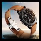 Garmin Venu Sq 手錶帶 真皮 手錶帶 手錶腕帶 錶帶替換帶 皮紋 矽膠 耐用 耐磨 時尚 潮牌