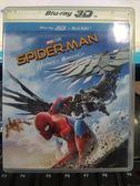 影音專賣店-Q04-178-正版BD【蜘蛛人:返校日 3D單碟】-藍光電影(直購價)海報是影印