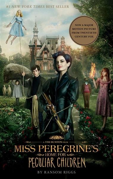 (二手書)Miss Peregrine's Home for Peculiar Children (Movie tie in)