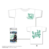 【鬼滅之刃】- 禮罐包裝 限量T shirt 日本原裝進口多款花色可選 XL 男版- 預購需7天
