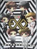 【書寶二手書T3/寫真集_A5F】我愛EXO-來自未知星系的超魅力新星_EXO研究會