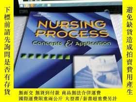 二手書博民逛書店Nursing罕見Process Concepts and Ap