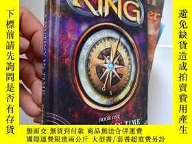 二手書博民逛書店A罕見Mutiny in Time (Infinity Ring