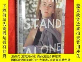 二手書博民逛書店Let罕見Me Stand Alone: The Journal