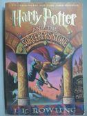 【書寶二手書T1/原文小說_MBQ】Harry Potter and The Sorcerers Stone