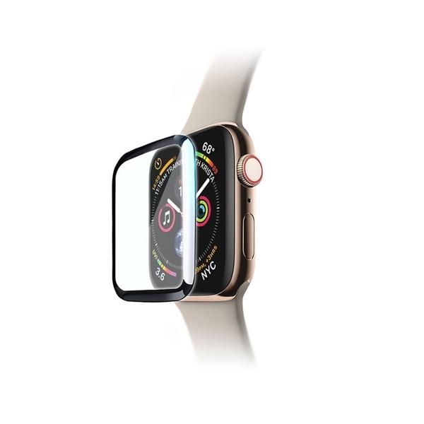 Apple Watch 4 玻璃貼 3D曲面 鋼化膜 防摔 保護貼 防刮 防爆 防指紋 iWatch 40 44 mm