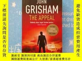 二手書博民逛書店JOHN罕見GRISHAM THE APPEAL(約翰·格里森姆