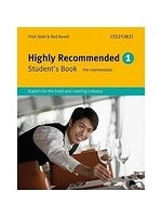 二手書博民逛書店《Highly Recommended: English for the Hotel And Catering Industry》 R2Y ISBN:0194574636
