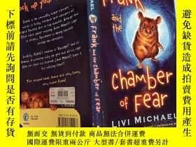 二手書博民逛書店frank罕見and the chamber of fear 弗蘭克和恐懼室Y200392