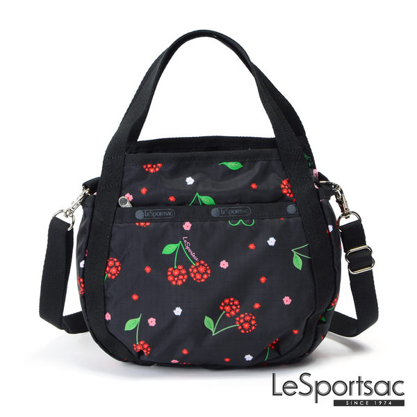 LeSportsac - Standard 隨身小巧手提/兩用包(我的櫻桃) 8056P F089