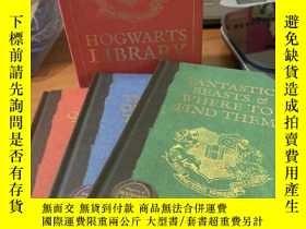 二手書博民逛書店Harry罕見potter Hogwarts libraryY408925 J.K.Rolling Bloom