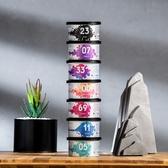 FLAVOUR 車用芳香罐 日本城市系列 數字系列【FL001】香水罐頭
