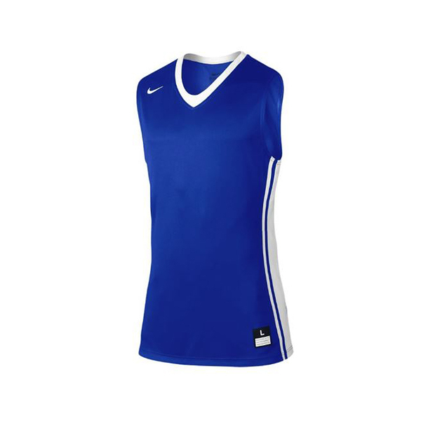 Nike National Varsity Stock [639395-494] 男 籃球 背心 快乾 單面 球衣 藍