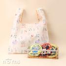 迪士尼折疊式環保購物袋 -Norns Eco bag環保袋手提袋 米奇 奇奇蒂蒂 熊抱哥 維尼 史迪奇 三眼怪