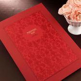 娃娃屋樂園~進口韓國設計時尚歐式宮廷結婚簽到簿簽名簿 每本500元/婚禮小物/喜糖籃/婚慶用品