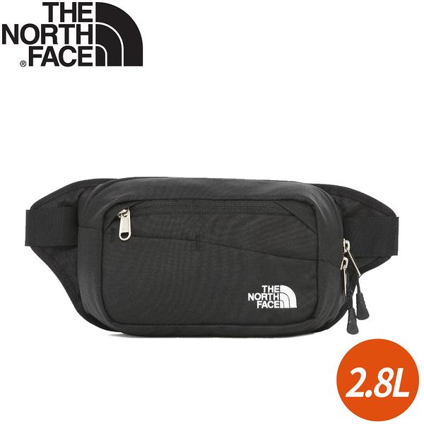 【The North Face 2.8L 多功能腰包《黑》】2UCX/側背包/隨行包/臀包/小包