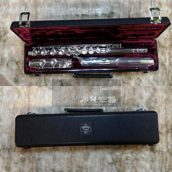【非凡樂器】二手商品 Buffet Crampon Cooper E Scale 228 / 初階長笛含E鍵 / 曲列式G / C尾管 / 九成新