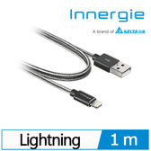 Innergie MagiCable USB to Lightning 充電傳輸線 黑 1m
