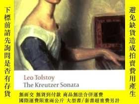 二手書博民逛書店The罕見Kreutzer Sonata And Other S
