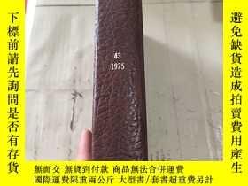 二手書博民逛書店罕見HISPANIC REVIEW 1975Y246305 見圖
