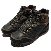 Merrell 戶外鞋 Moab FST Ice Thermo 運動鞋 快乾 越野 登山 綠 藍 休閒鞋 男鞋【ACS】 ML35789