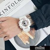 手錶獨角獸手錶男士2020新款青少年初中高中學生潮流防水運動電子錶女 【全館免運】