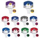 Wilson 威爾森 NBA隊徽小籃板 門掛籃框 室內籃球框 迷你小籃板 兒童籃框 WTBA1302