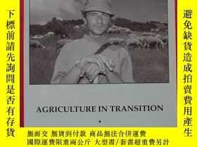 二手書博民逛書店Agriculture罕見in transition: the