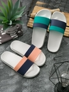 時尚家居防滑情侶涼拖鞋夏季居家潮一男一女拖鞋室內室外浴室外穿 ☸mousika