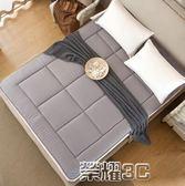 床墊 床墊1.8m床1.5m床1.2米單人雙人褥子墊被學生宿舍海綿榻榻米床褥 新品