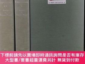 二手書博民逛書店1964年,喬治·布蘭特《宗教經驗》(全2卷),厚本漆布精裝,The罕見Religious