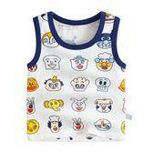 寶寶純棉背心上衣嬰兒背心衫打底薄款男童裝兒童吊帶夏裝第七公社