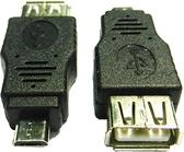 [富廉網] UB-397(US-94) USB A母/MicroB公OTG轉接頭