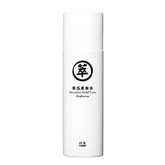 【阿原肥皂】苦瓜素面水-美白保濕 、中性、暗沉】