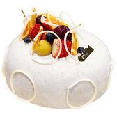 Mita米塔生日蛋糕【6吋歐莎卡力】 酸甜蔓越莓布丁口味~(門市自取~) (母親節檔期4/16~5/13暫停供應)