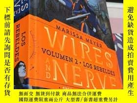 二手書博民逛書店WIRES罕見AND NERVE VOLUMEN 2.LOS R