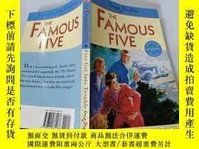 二手書博民逛書店Five罕見Get Into Trouble:五個惹麻煩了Y200392