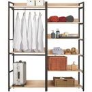 衣櫃 衣櫥 MK-590-6 艾麗斯5.2尺組合衣櫥 【大眾家居舘】